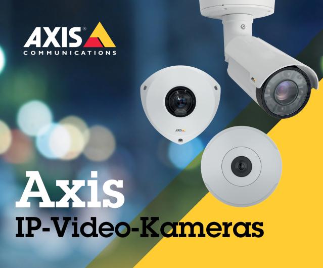 Axis-IP-Kamera
